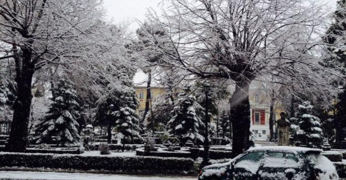 Griechenland wappnet sich gegen Kältewelle – Weißes Neujahr erwartet